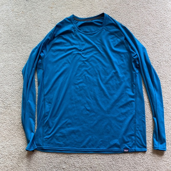 Patagonia Other - Patagonia Capilene Light Long sleeve shirt